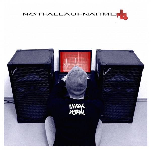 Marek Notfall - NOTFALLAUFNAHME (CD)