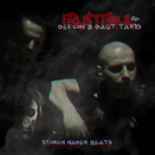 Defcon & Dagt Taris - Frustfoul EP (CD)