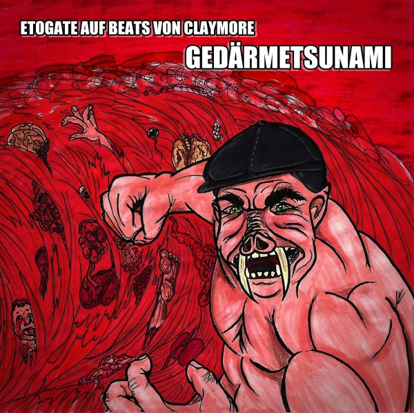 Etogate - Gedärmetsunami (CD)